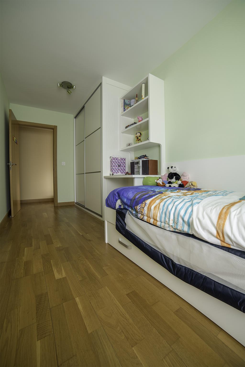 Dormitorio juevnil