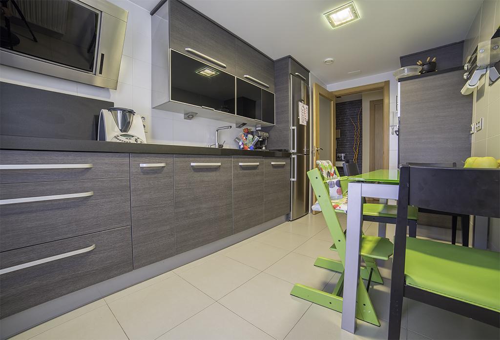 muebles de cocina a medida en Pamplona